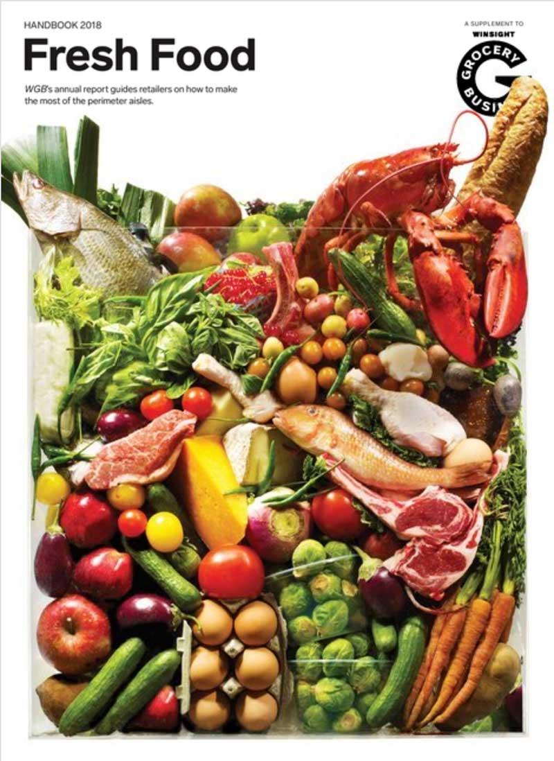 Winsight Grocery Business Magazine 2018 Fresh Food Handbook Issue