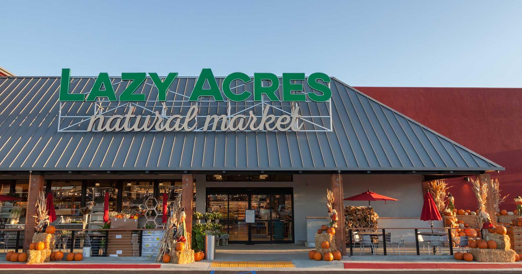 Lazy Acres exterior