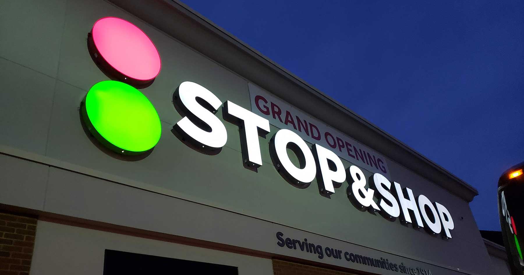 stop shop storefront