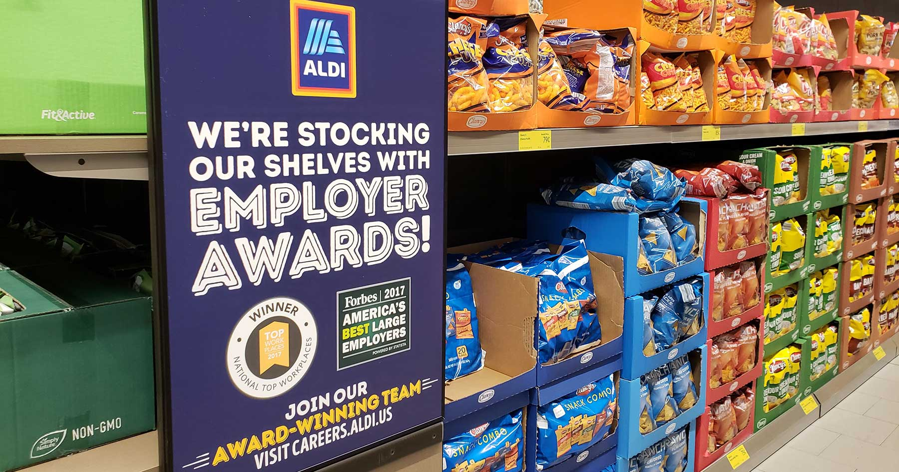 Study Highlights Widening Appeal of Hard Discounters