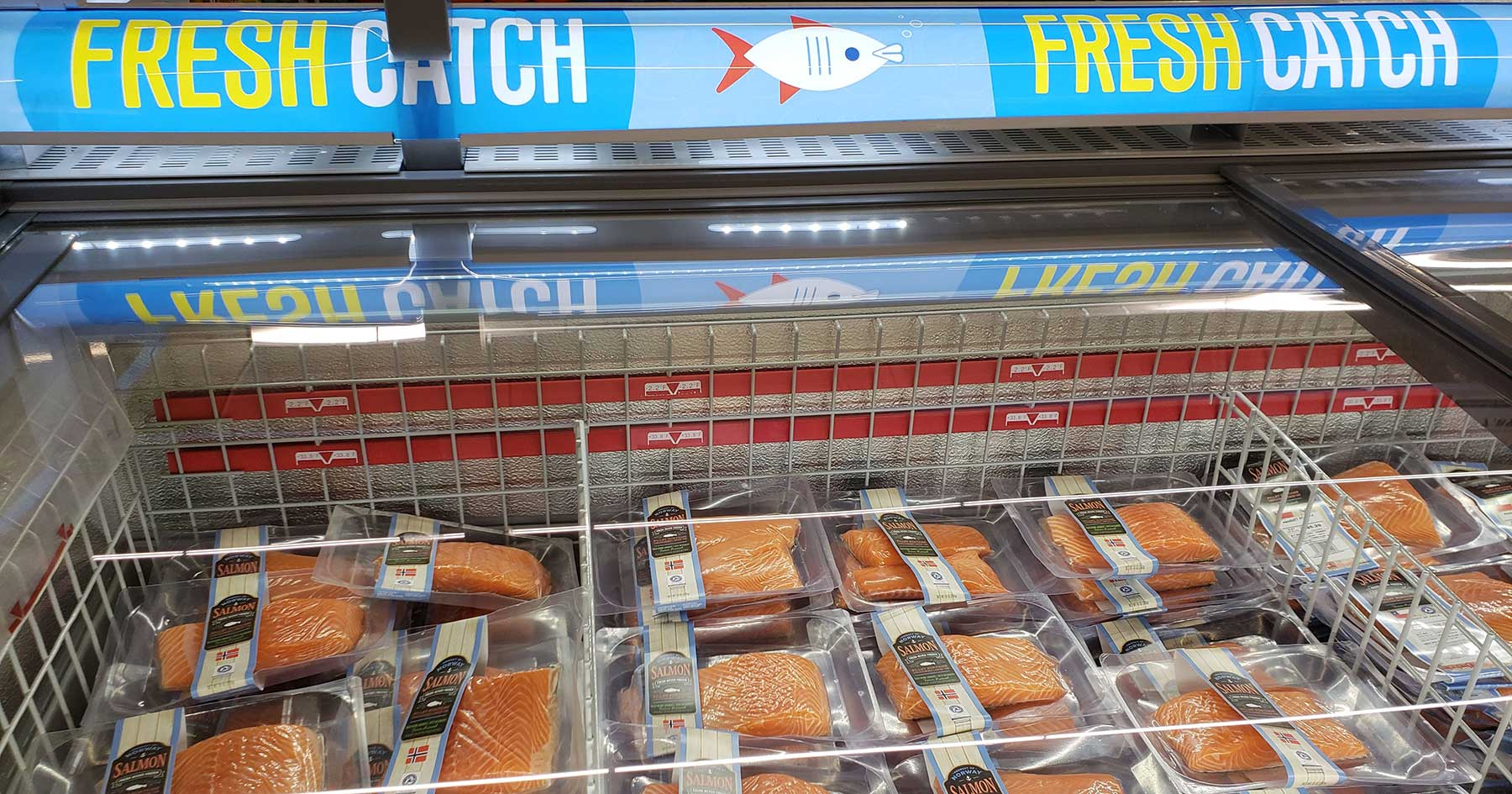 lidl fish