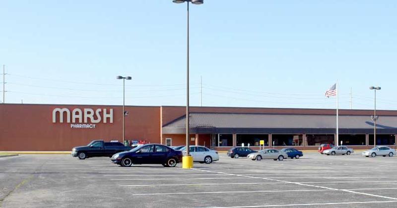 Marsh storefront