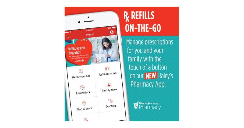raleys pharmacy app