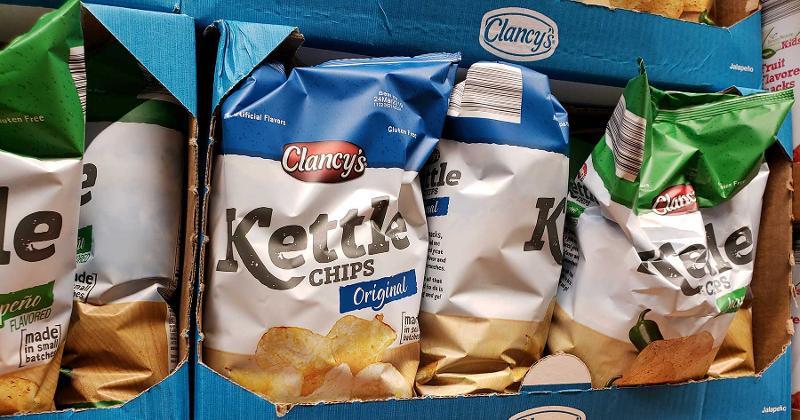 aldi chips