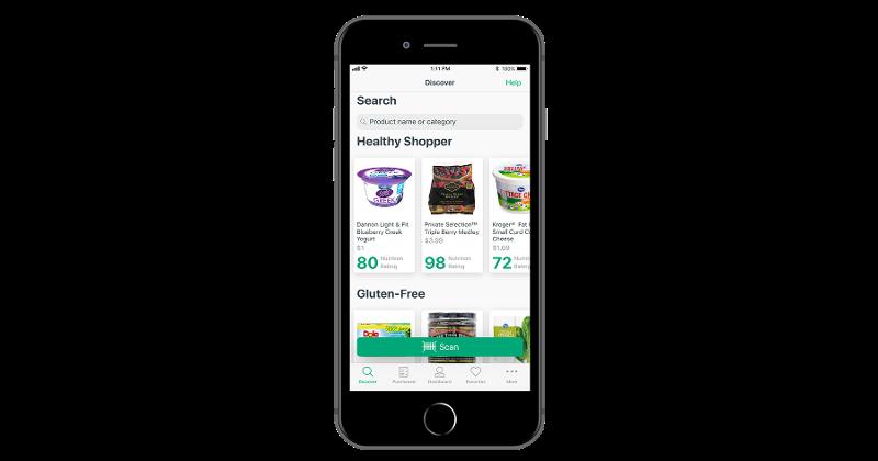 Inside Kroger's OptUp Wellness App