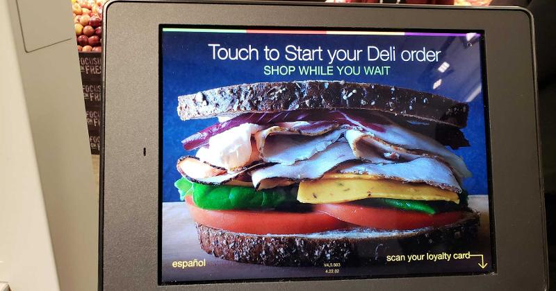deli screen