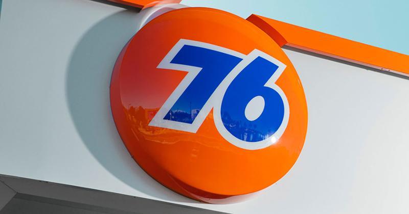 76 logo
