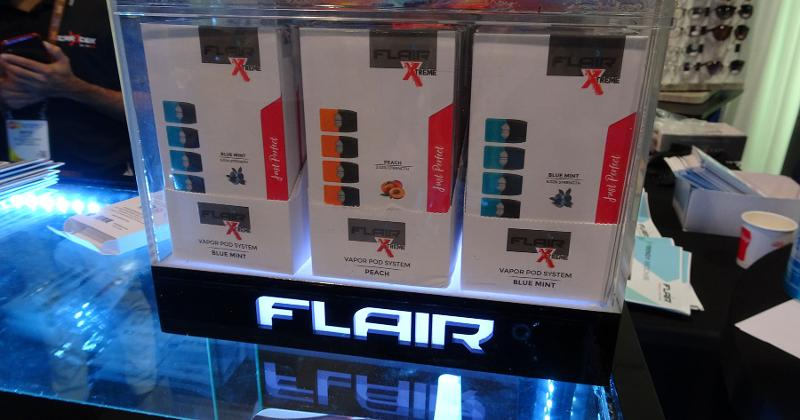 flair vapor product
