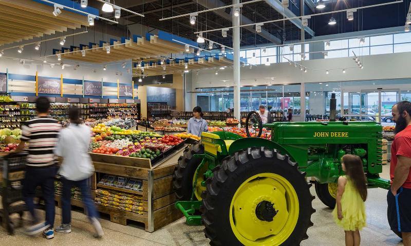 harvest market produce
