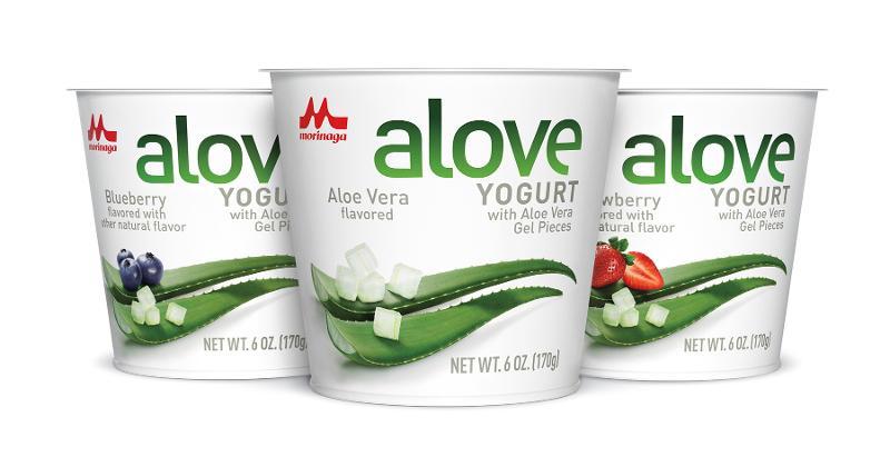 Alove Aloe Vera Yogurt