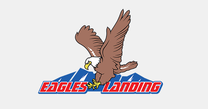 eagles landing logo
