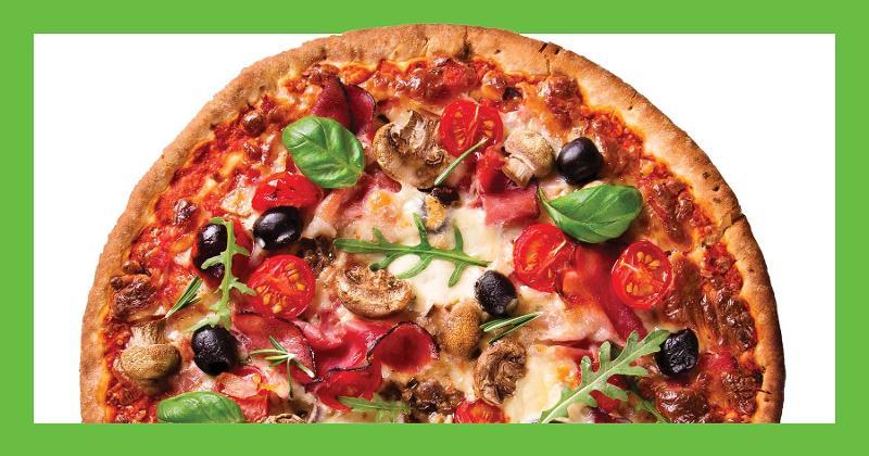 private label pizza