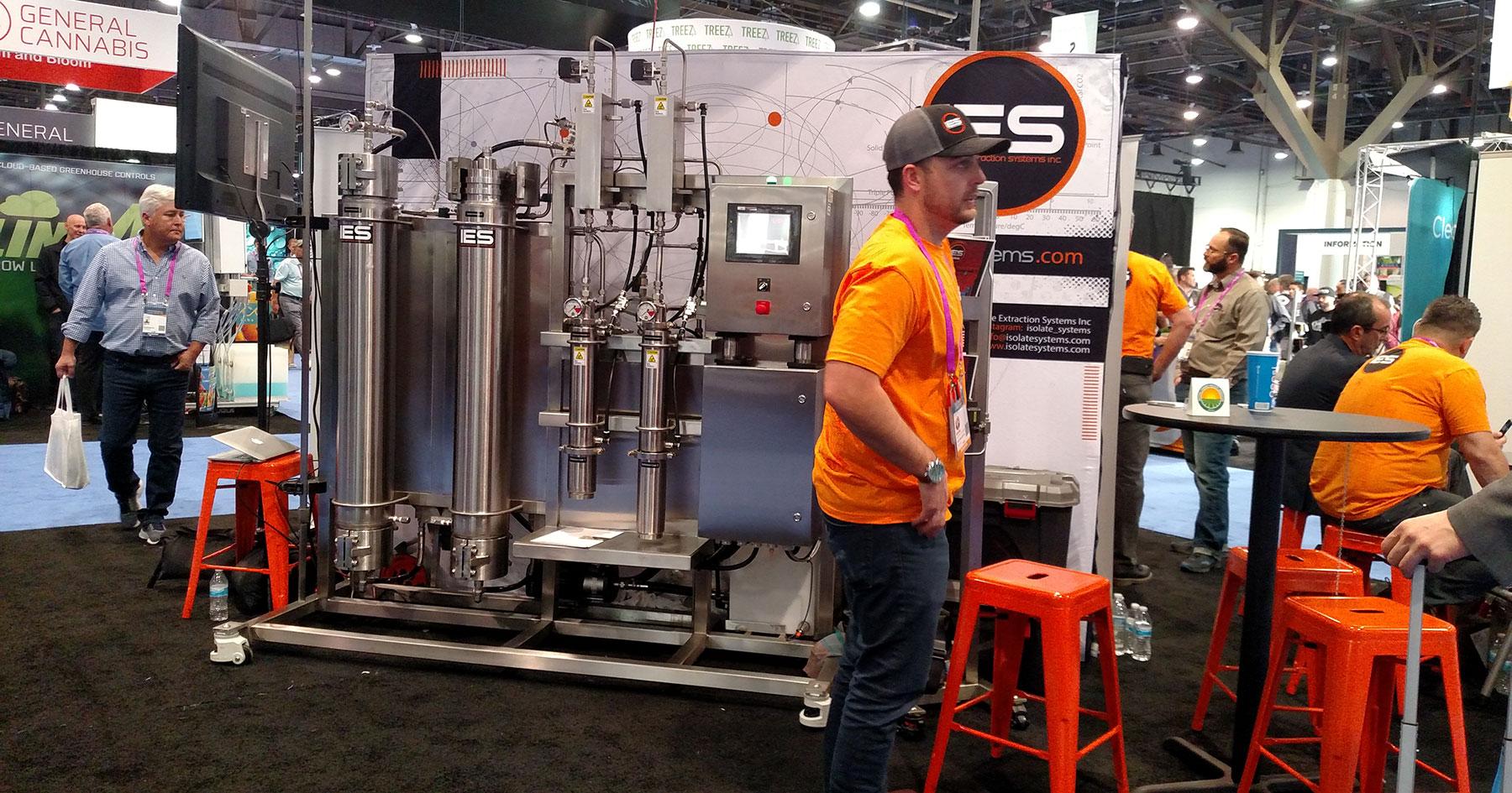 extractor infuser