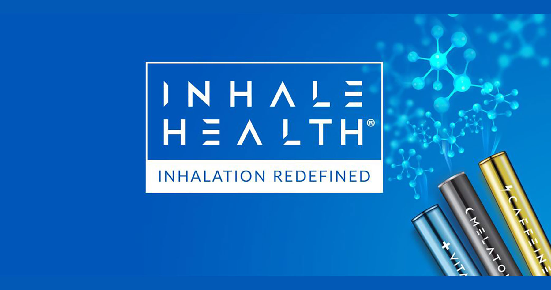 Inhale Health Launches Inhalable Nutraceutical Products