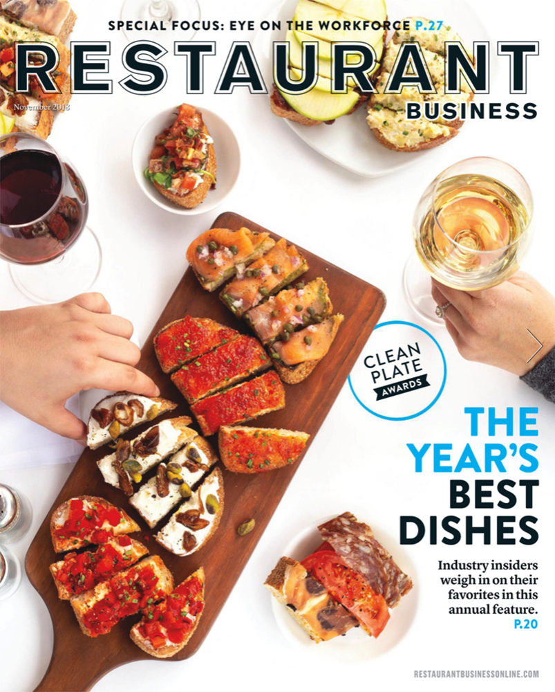 Restaurant Business Magazine November 2018 Issue
