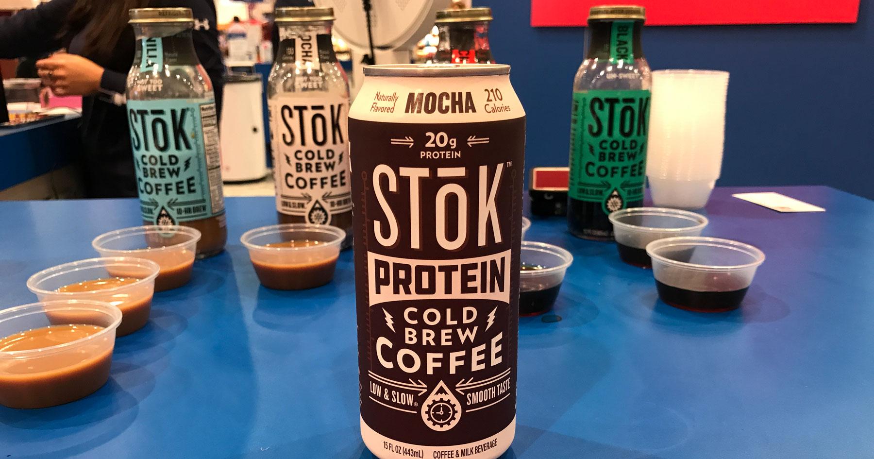 stok protein