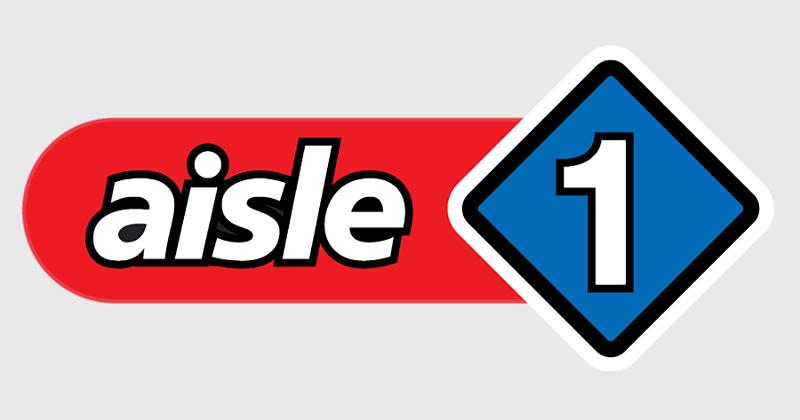 aisle 1 logo