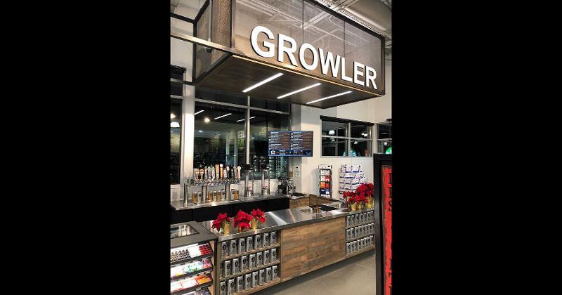 growler station hy-vee