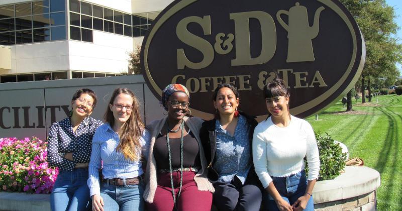 s&d coffee