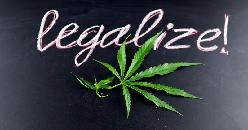legalize marijuana
