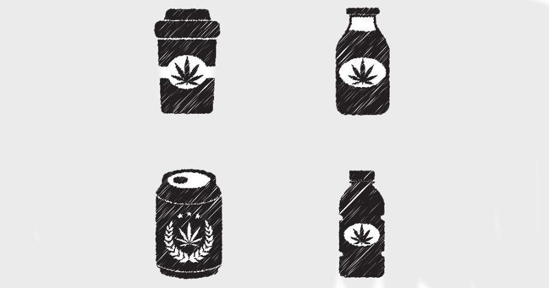 marijuana drinks