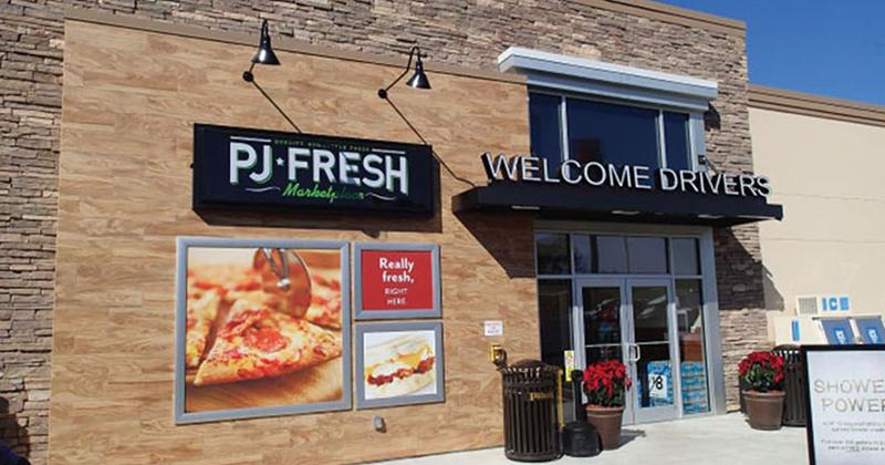pj fresh food