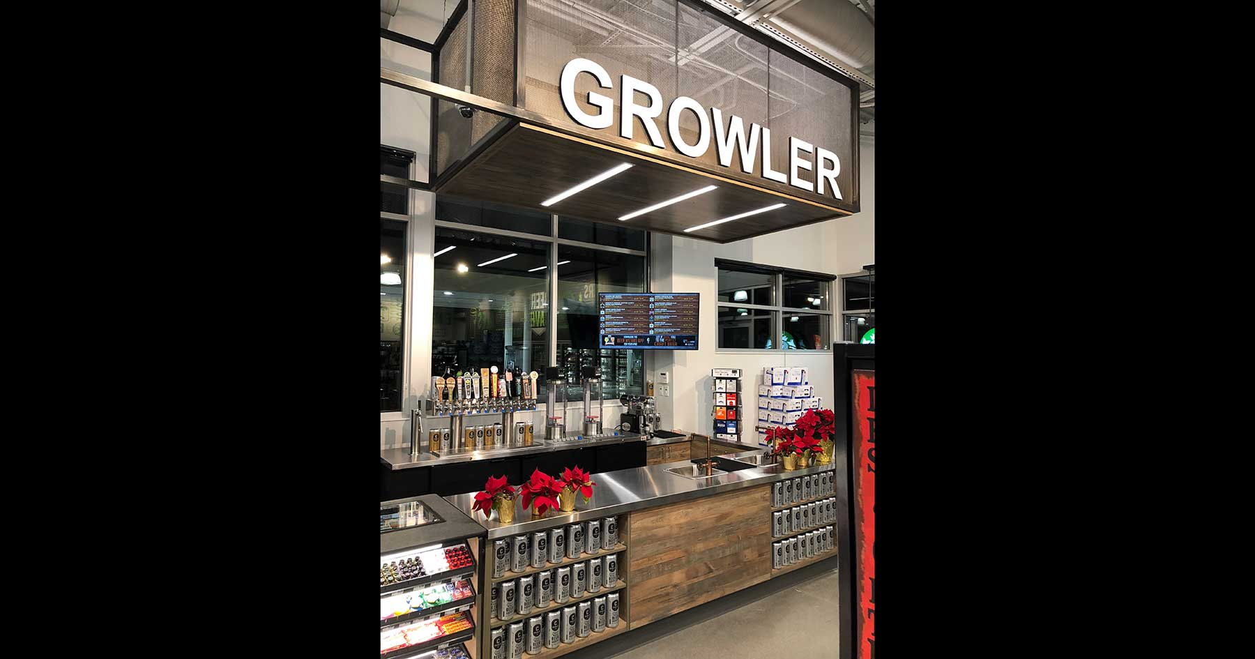 growler station hy-vee