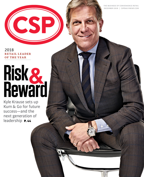 CSP Daily News Magazine December 2018 Issue