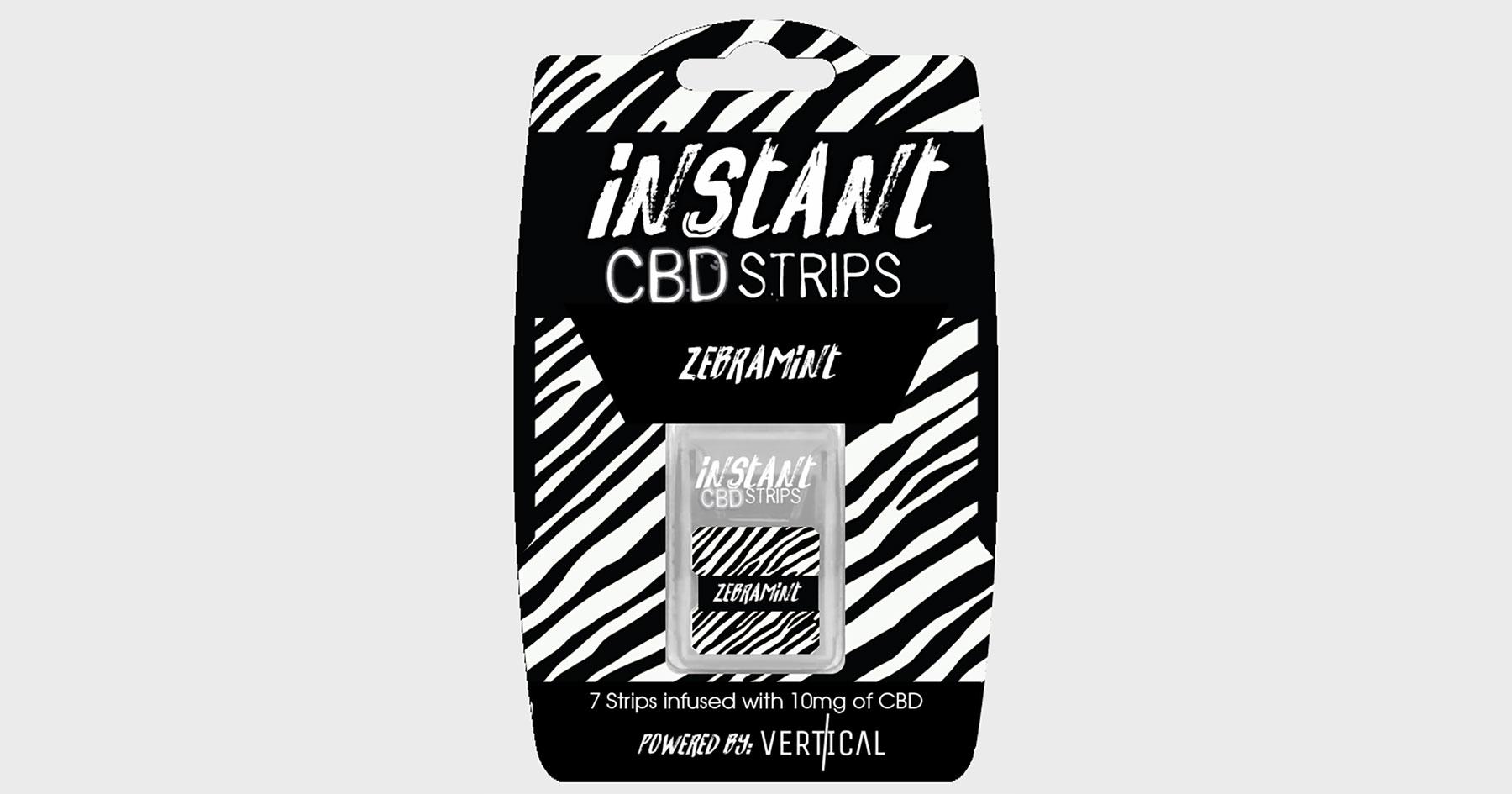instant cbd strips