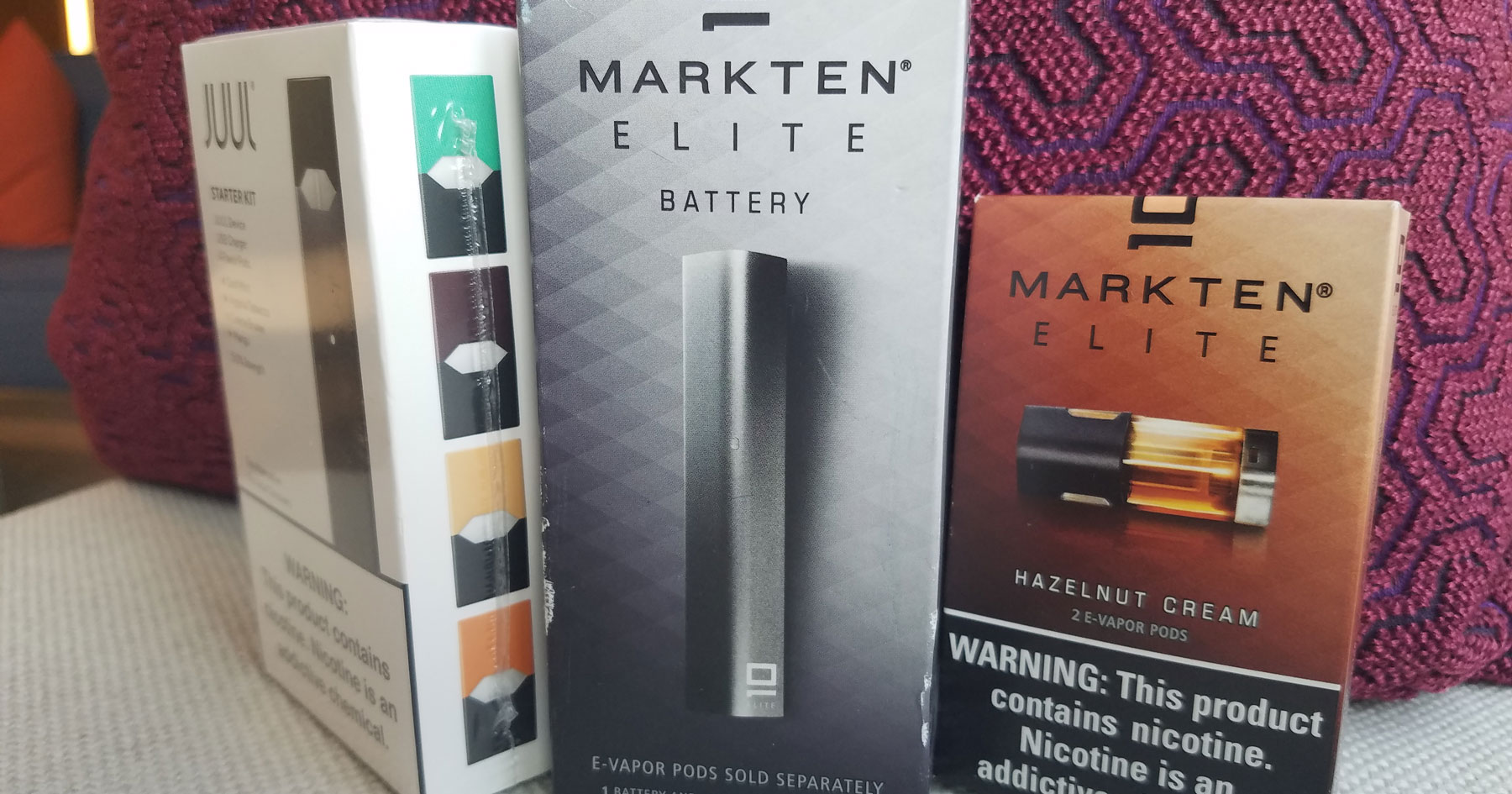 mark ten elite