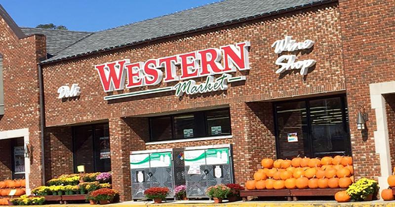 Western Supermarkets Rocky Ridge Storefront