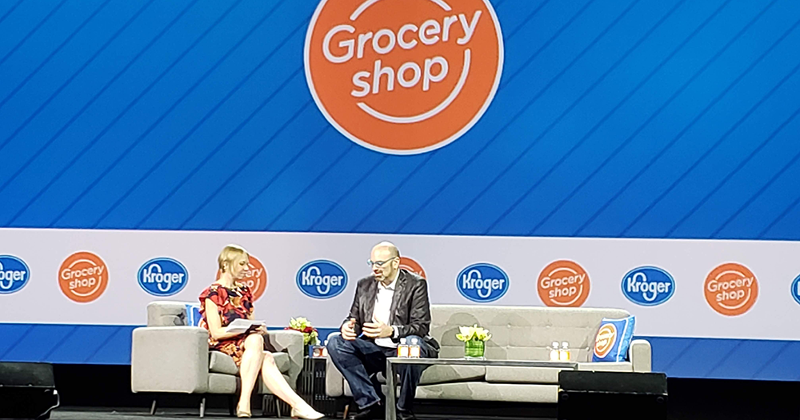 Grocery Shop stage