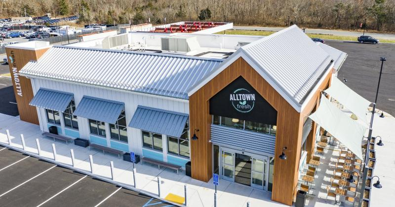 alltown fresh exterior