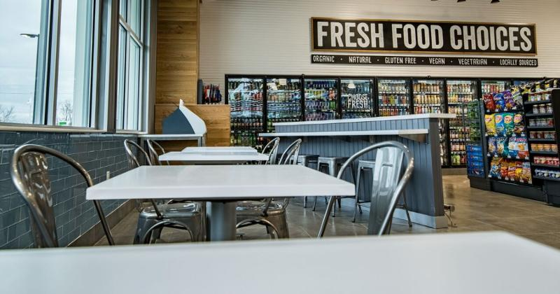 alltown fresh seating