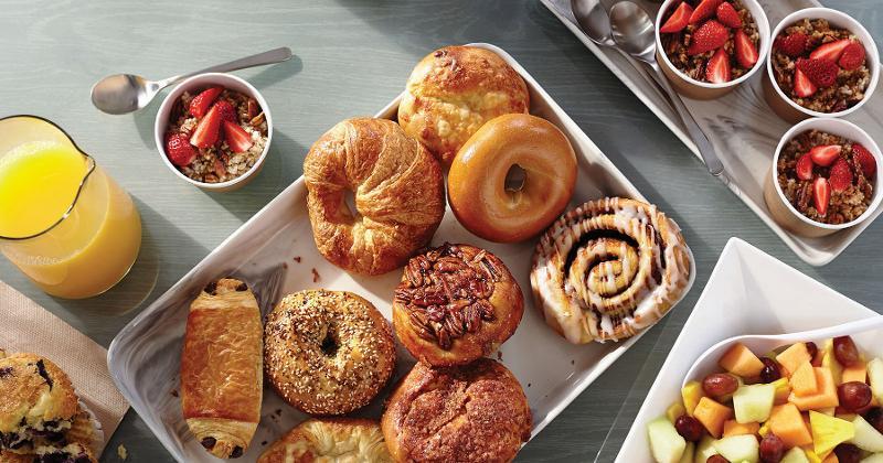 panera bakery foods