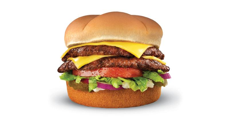 Culver's burger