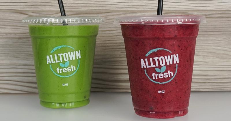 alltown smoothies