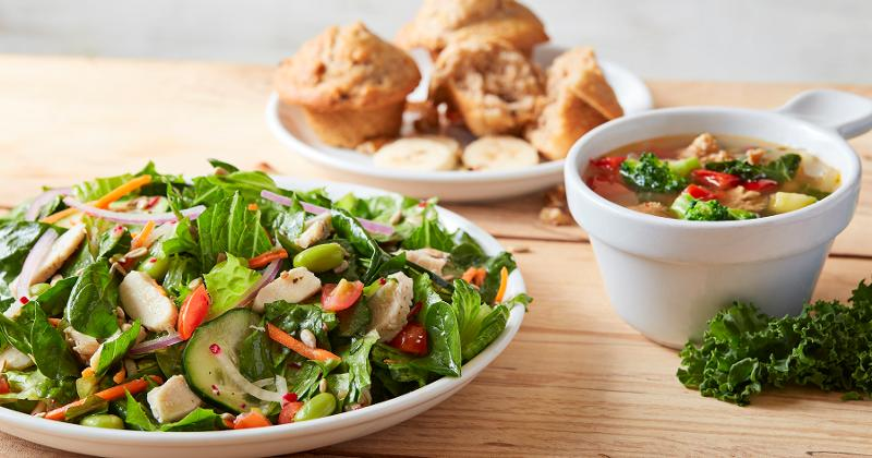 souplantation soups and salads