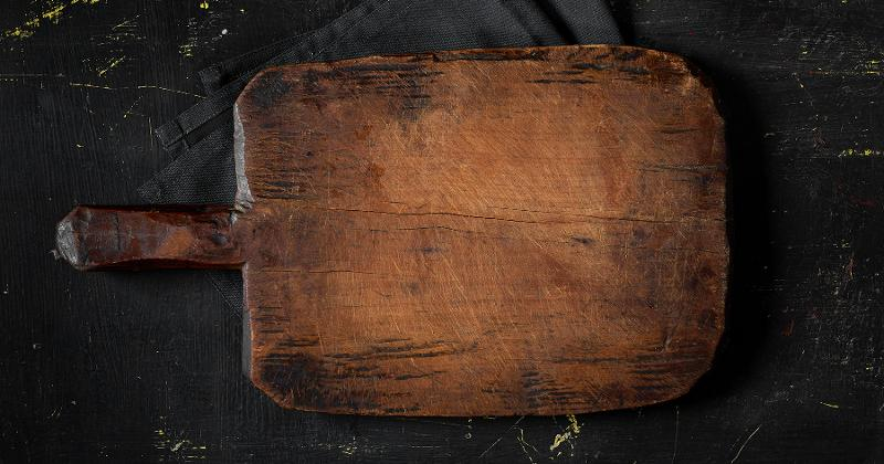 Whats The Best Way To Clean A Stained Cutting Board