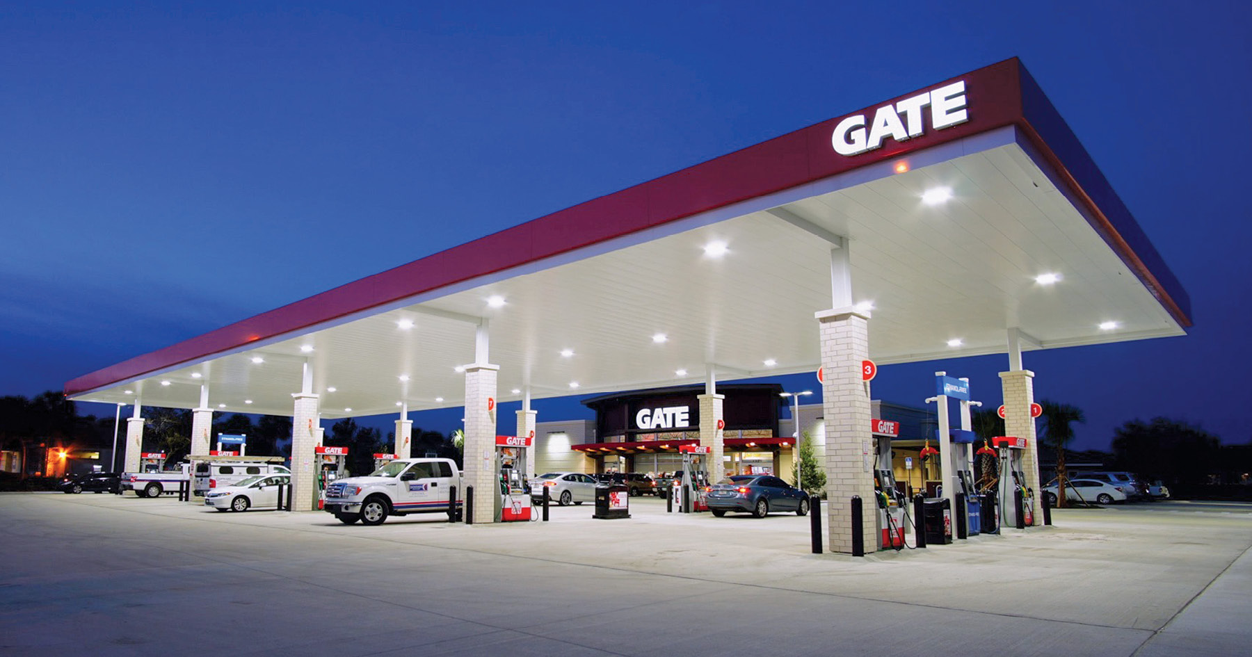 gate petroleum