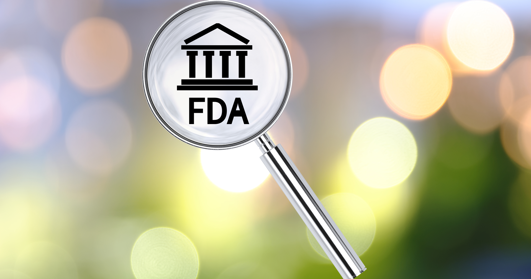 fda magnifying glass