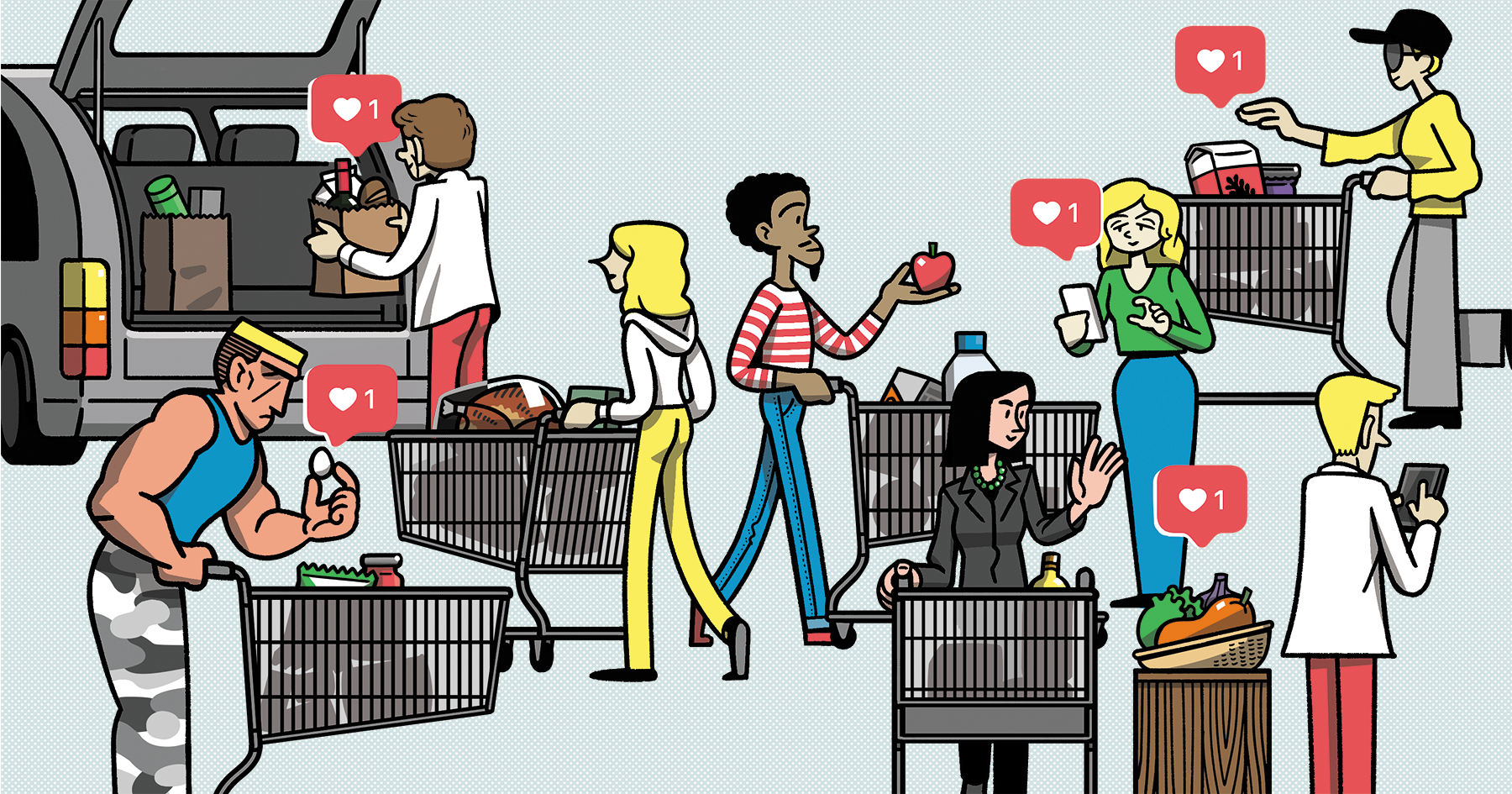 How Grocers Are Reimagining the Future With AI