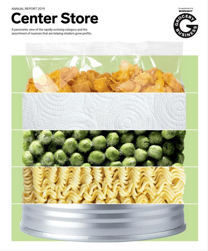 Winsight Grocery Business Magazine Center Store Handbook 2019 Issue