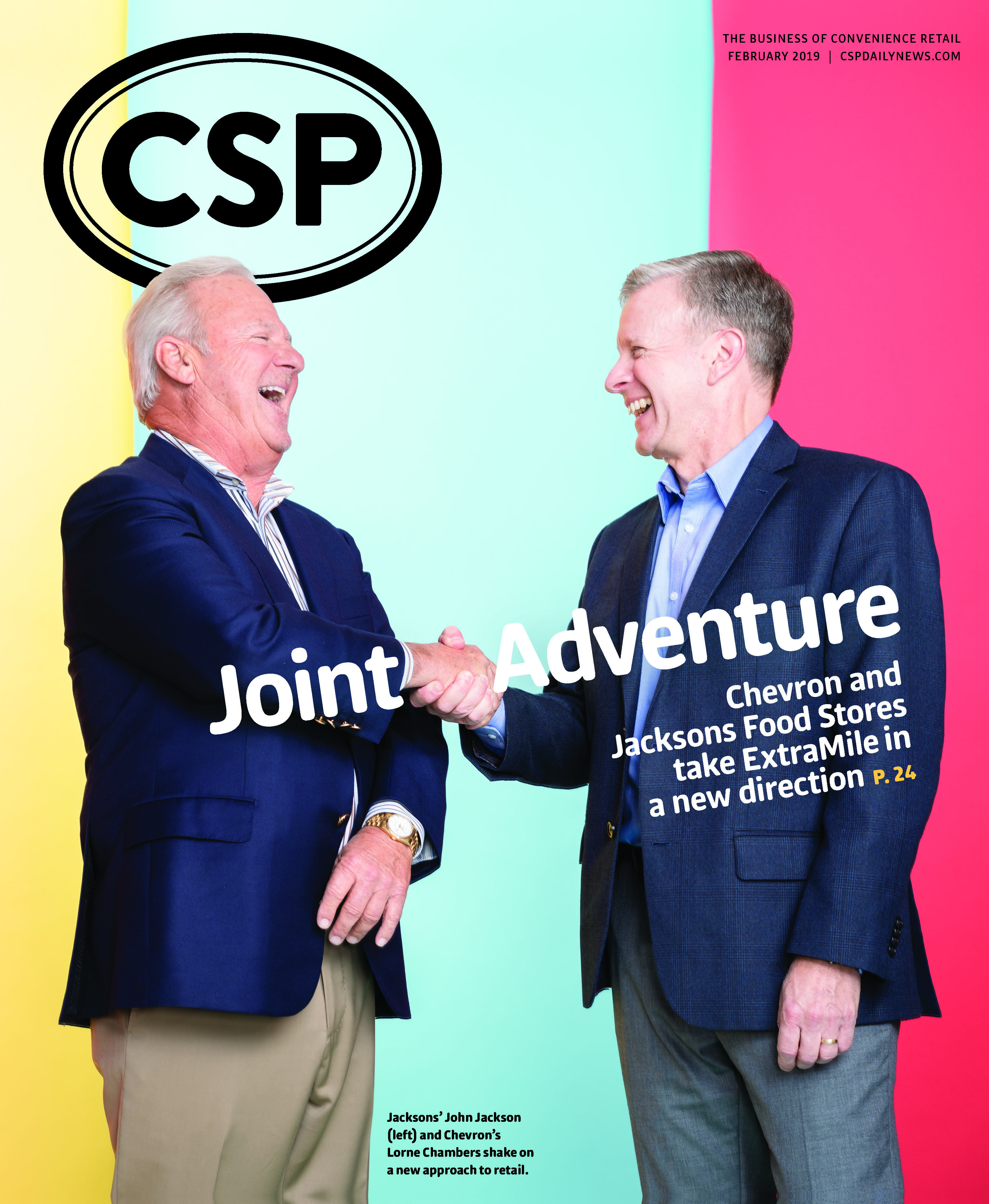 CSP Daily News February 2019 Issue