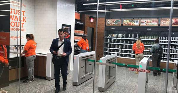 Sizing Up The First 10 Amazon Go Stores