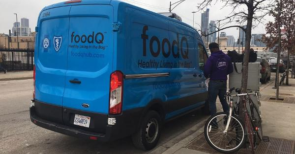 Blue Cross Blue Shield gets into meal delivery
