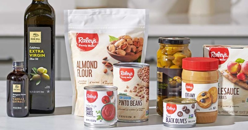 Raley's Private Label Program