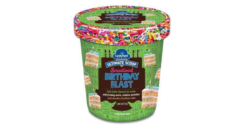 cumberland farms birthday blast ice cream