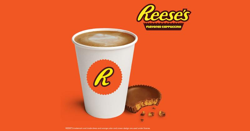 reese's cappuccino