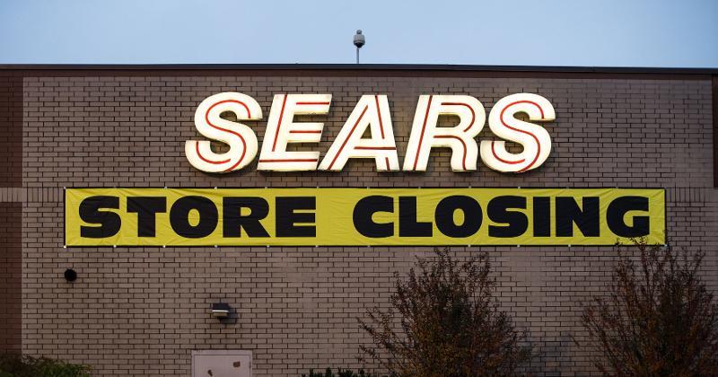 sears closed